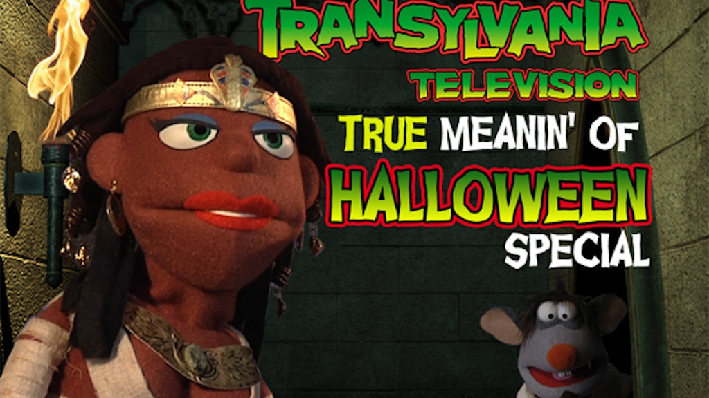 Transylvania Television Halloween Special project video thumbnail