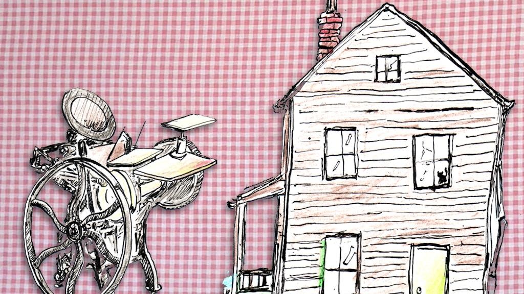 Letterpress House project video thumbnail