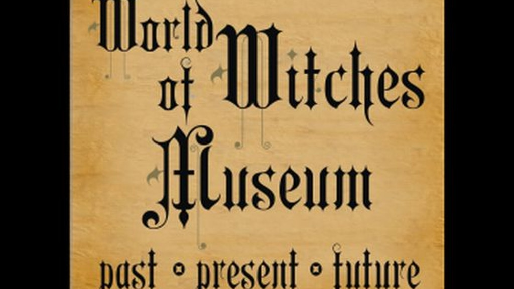 Exhibits For World of Witches Museum    in Salem, Mass. project video thumbnail