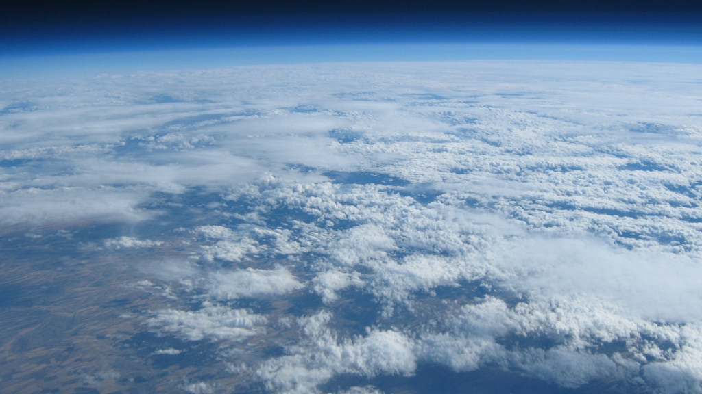 Photograph the earth from space project video thumbnail