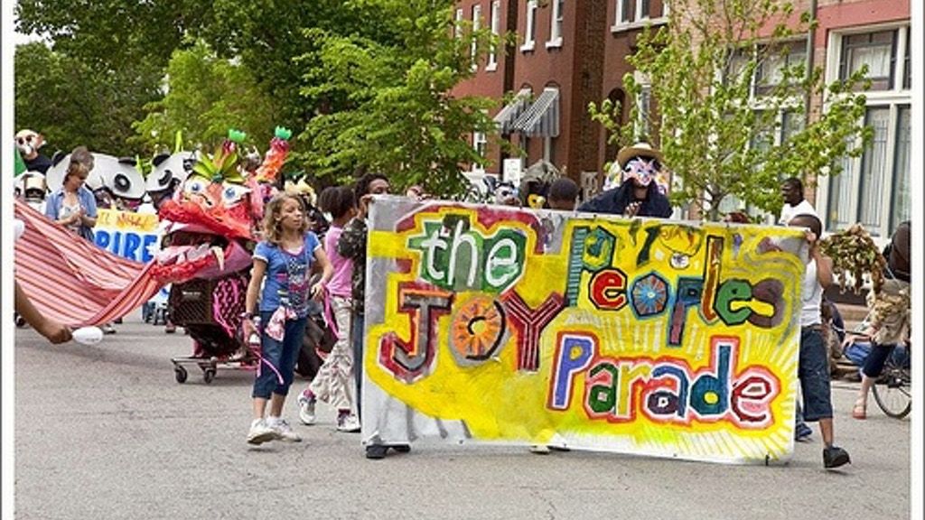 Here comes the 2nd Annual Cherokee Street PEOPLE's JOY Parade!  project video thumbnail