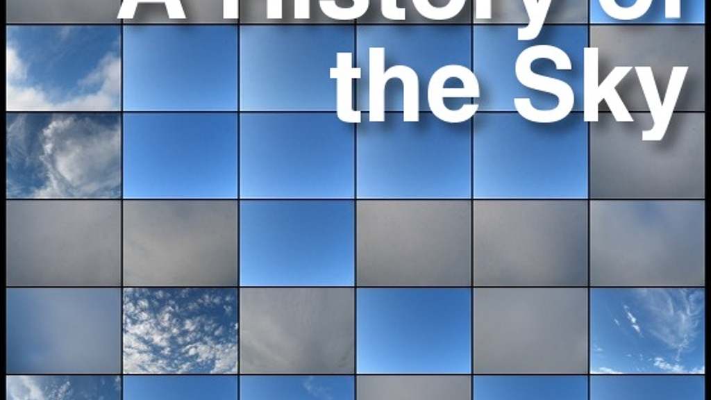 A History of the Sky project video thumbnail
