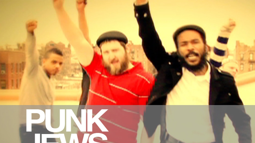 Punk Jews project video thumbnail