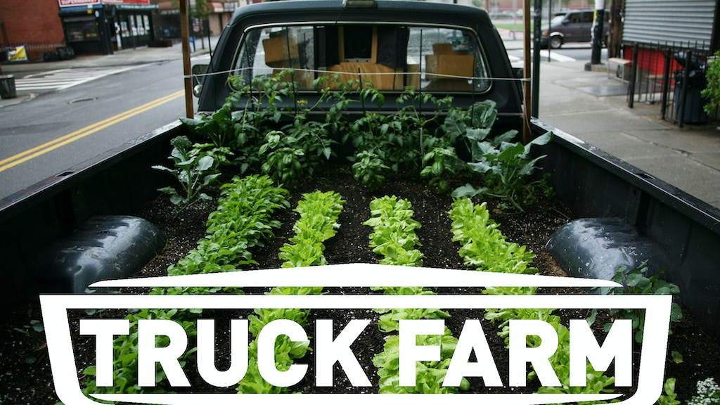 TRUCK FARM! a wicked delicate film and food project project video thumbnail