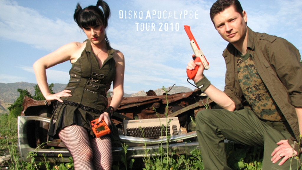 The Disko Apocalypse Tour! project video thumbnail
