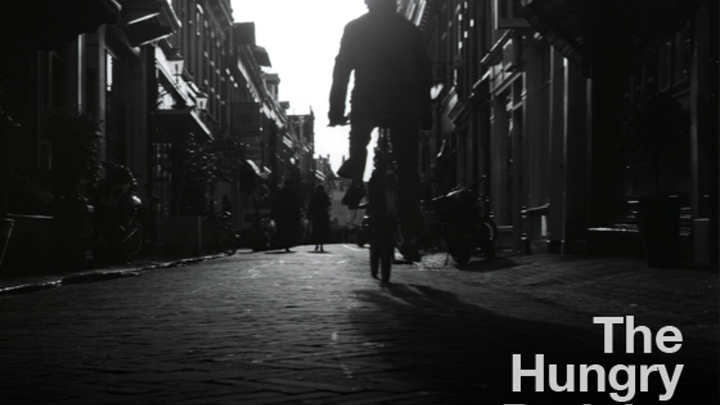 The Hungry Pedaler project video thumbnail