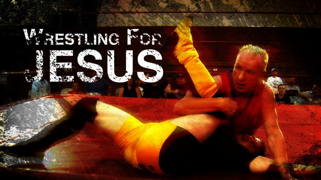 Wrestling For Jesus project video thumbnail