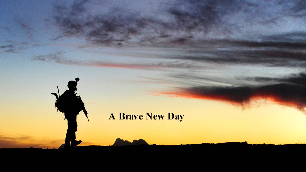 A BRAVE NEW DAY - A Short Film Location & Production Fund - Let's Make a Movie! project video thumbnail