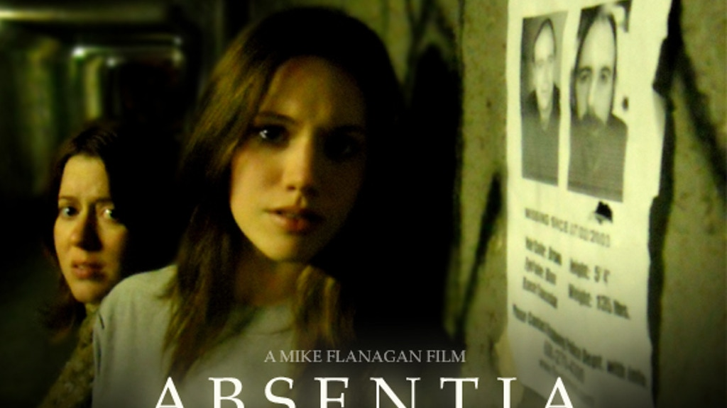 ABSENTIA project video thumbnail