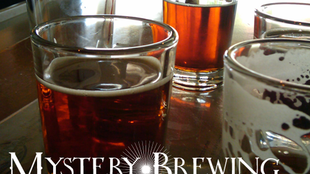 Mystery Brewing Company: A Non-Traditional Approach to Artisanal Ales project video thumbnail