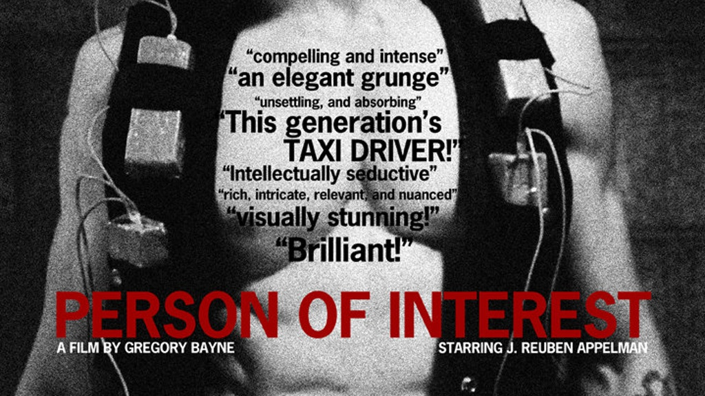 PERSON OF INTEREST | OFF THE GRID FILM TOUR Independent Cinema ~ Driven by Community project video thumbnail