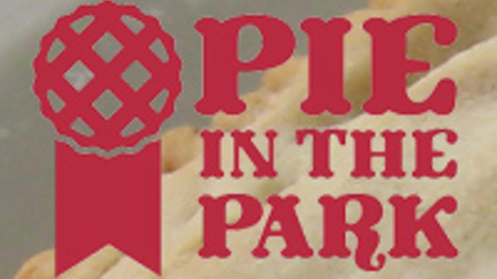 The 'Pie in the Park' Cookbook - Stories and Recipes of Pie project video thumbnail