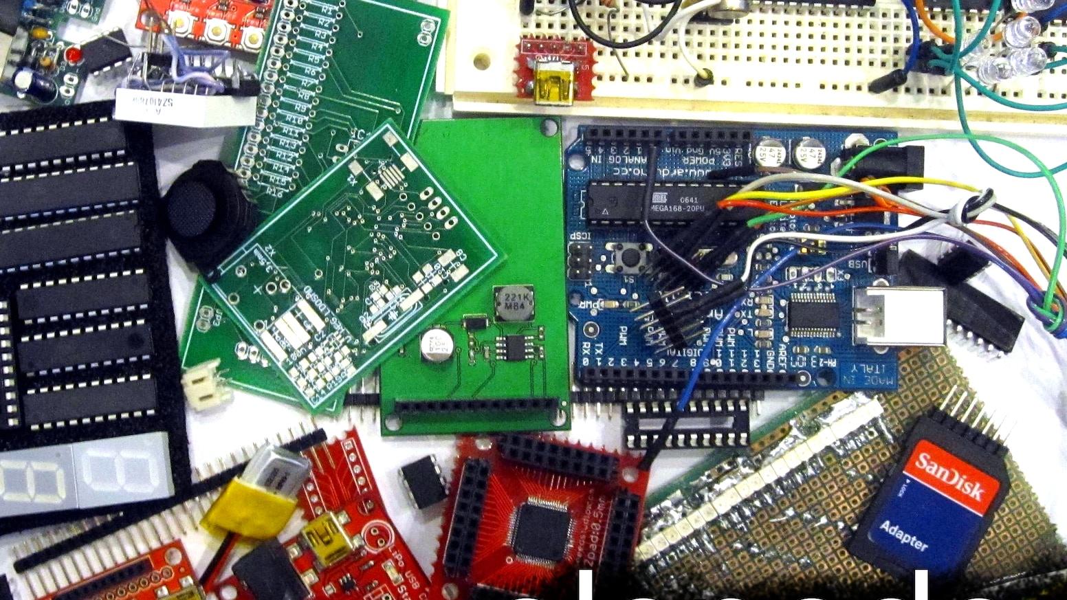 olopede educational electronics kits by zach banks josh
