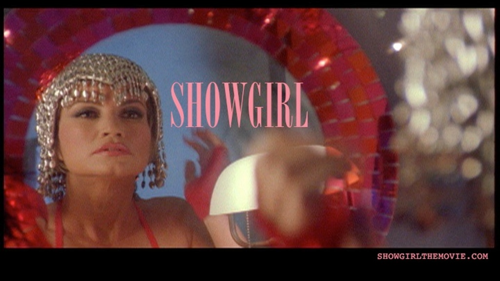 Rena Riffel's SHOWGIRL movie  project video thumbnail