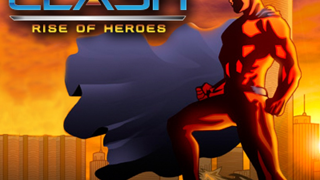 A Superhero Game like no other!  project video thumbnail