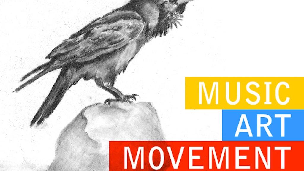 MusicArtMovement project video thumbnail