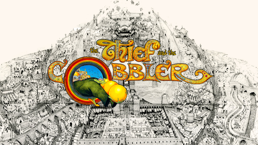 """Documentary on Lost Animated Masterpiece """"The Thief and the Cobbler"""" project video thumbnail"""