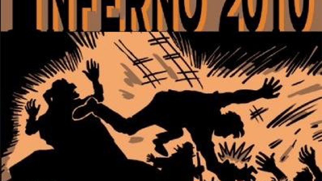 Inferno 2010 - a graphic novel project video thumbnail