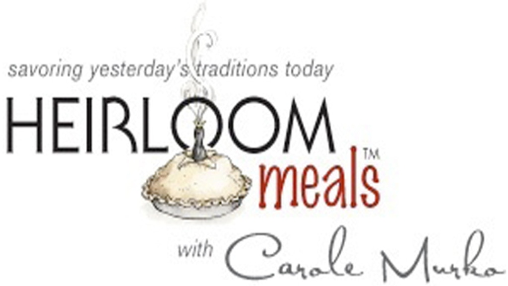 Heirloom Meals: Savoring Yesterday's Traditions Today...and Tomorrow! project video thumbnail