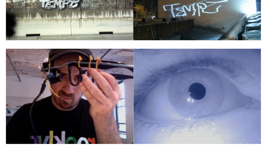 TEMPT1 & EyeWriter = Art by Eyes project video thumbnail