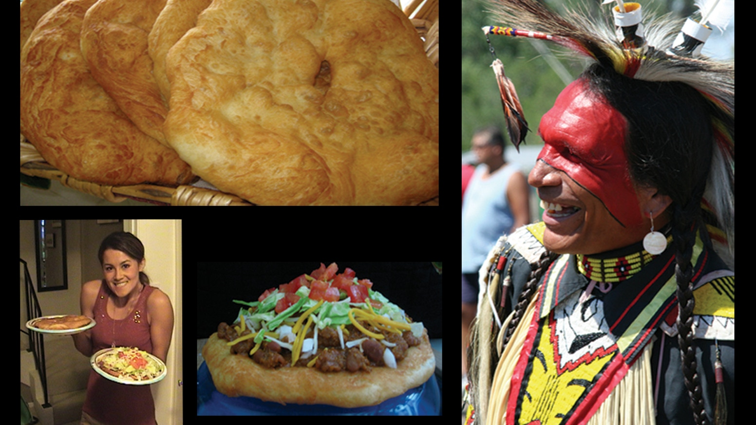 Auntie's Fry Bread Tacos - Sharing Native American Culture