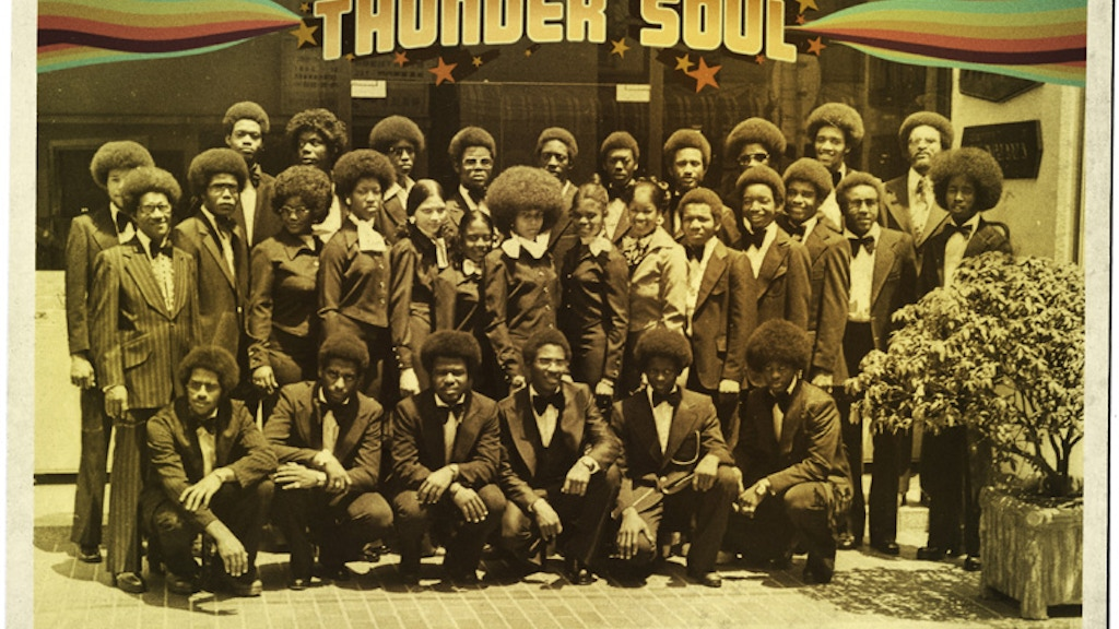 Project image for Thunder Soul - Bring the Kashmere Stage Band to Los Angeles (Canceled)
