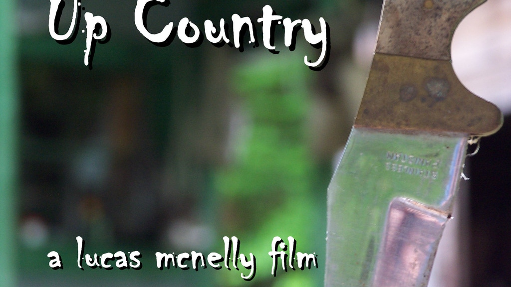 UP COUNTRY   A film about a Maine fishing trip gone horribly wrong project video thumbnail