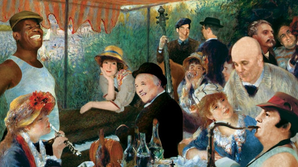 Take French impressionism and American jazz to a new stage -- musical theatre!  project video thumbnail