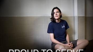 Proud to Serve - A Portrait Essay & Multimedia Project documenting LGBT Veterans