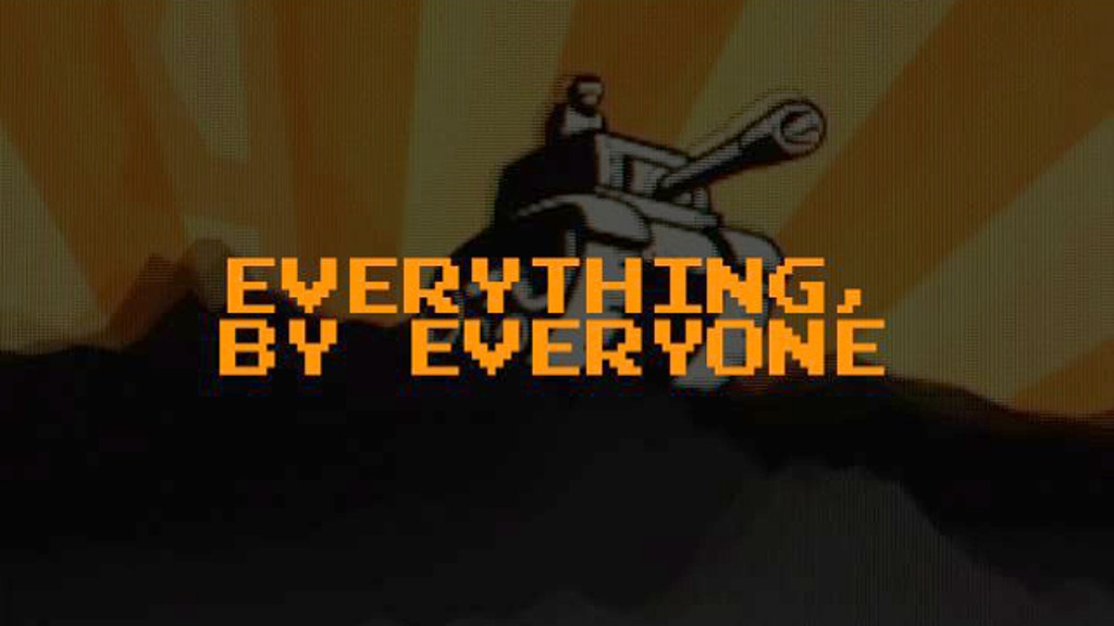 Everything, By Everyone - a film about online creativity and entertainment project video thumbnail