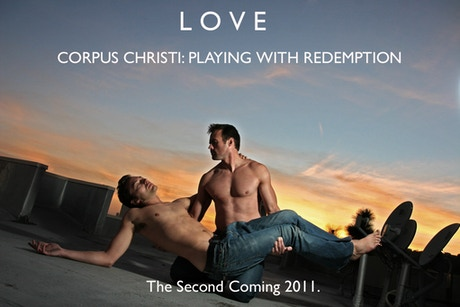 corpus christiplaying  redemption  film  gay love equality faithjesus  james