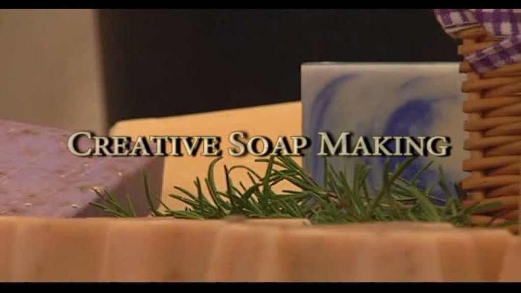 Creative Soap Making - the basics and beyond project video thumbnail