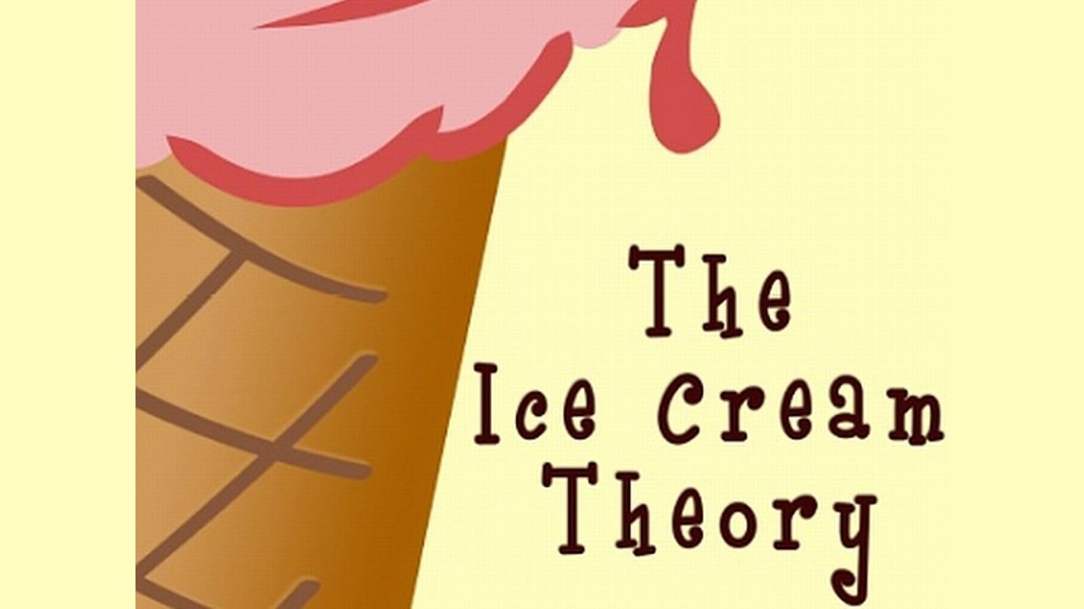 marketing the ice cream theory by steff deschenes kickstarter i self published a book last it s won 10 indie awards but i can t keep funding this project on my own and great things lie ahead for it