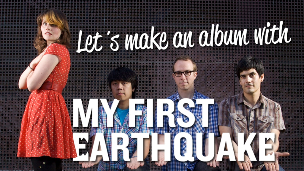 My First Earthquake Destroys a Recording Studio project video thumbnail