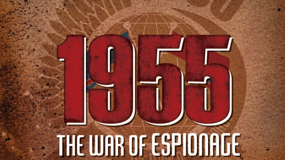 1955: The War of Espionage Board Game project video thumbnail