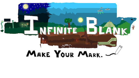 Infinite Blank project video thumbnail