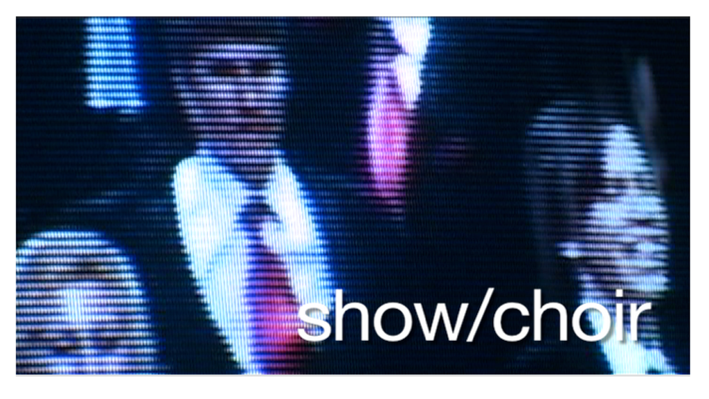 """Finish the showchoir documentary """"show/choir"""" and get people to see it! project video thumbnail"""