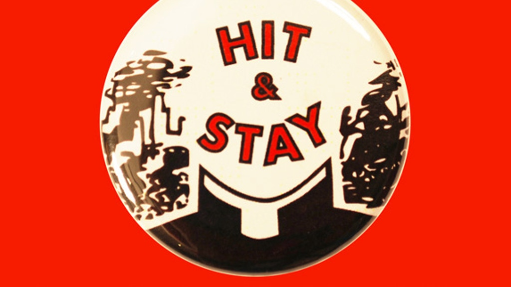 Hit and Stay project video thumbnail