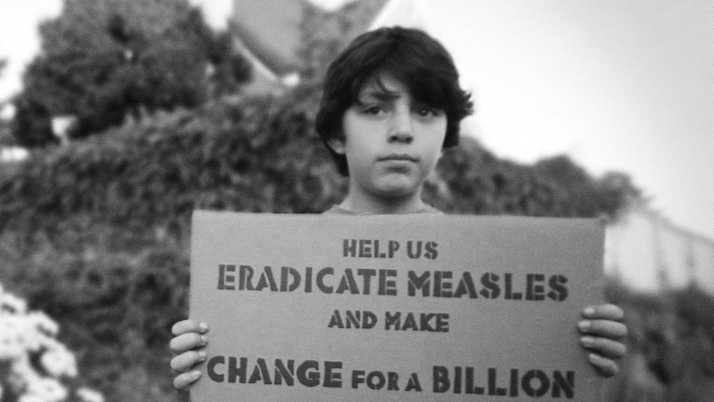 CHANGE FOR A BILLION: A Documentary About Ending Measles project video thumbnail