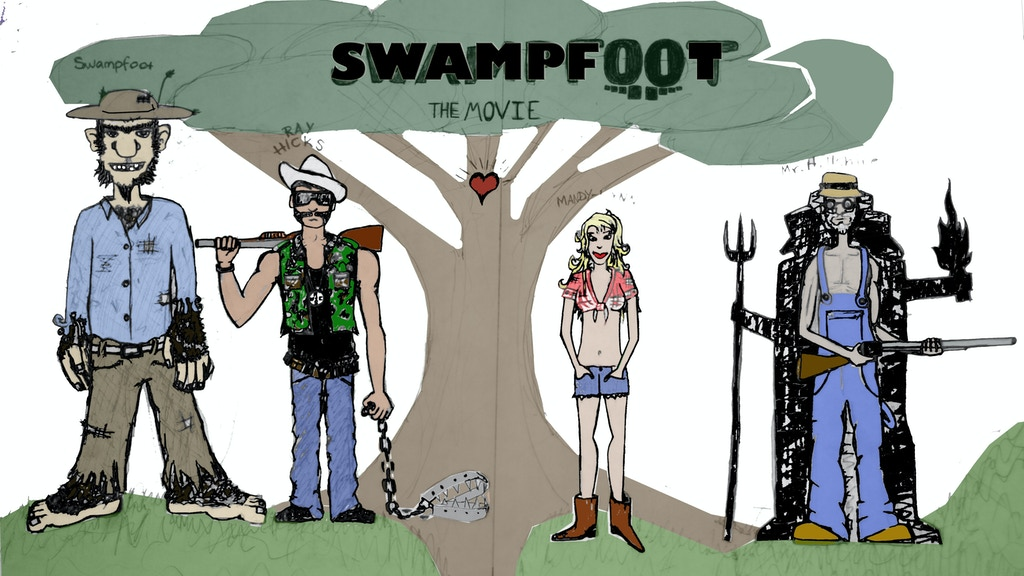 Project image for Swampfoot - Dark Comedy
