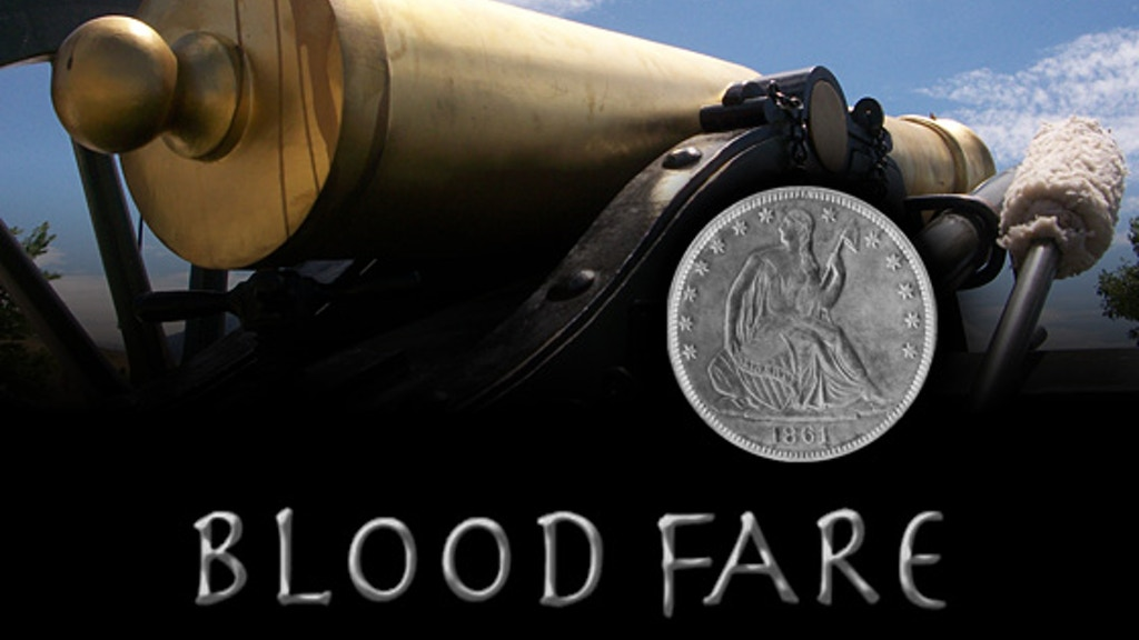BLOOD FARE: A modern Civil War ghost story. Every soul has its price. project video thumbnail