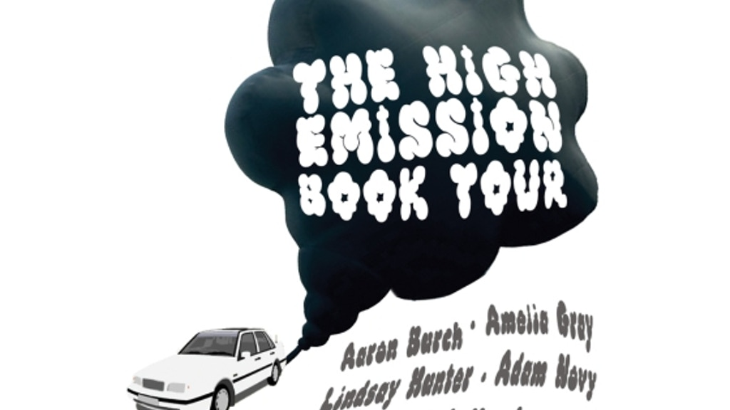 Gas Money for the High Emission Book Tour project video thumbnail