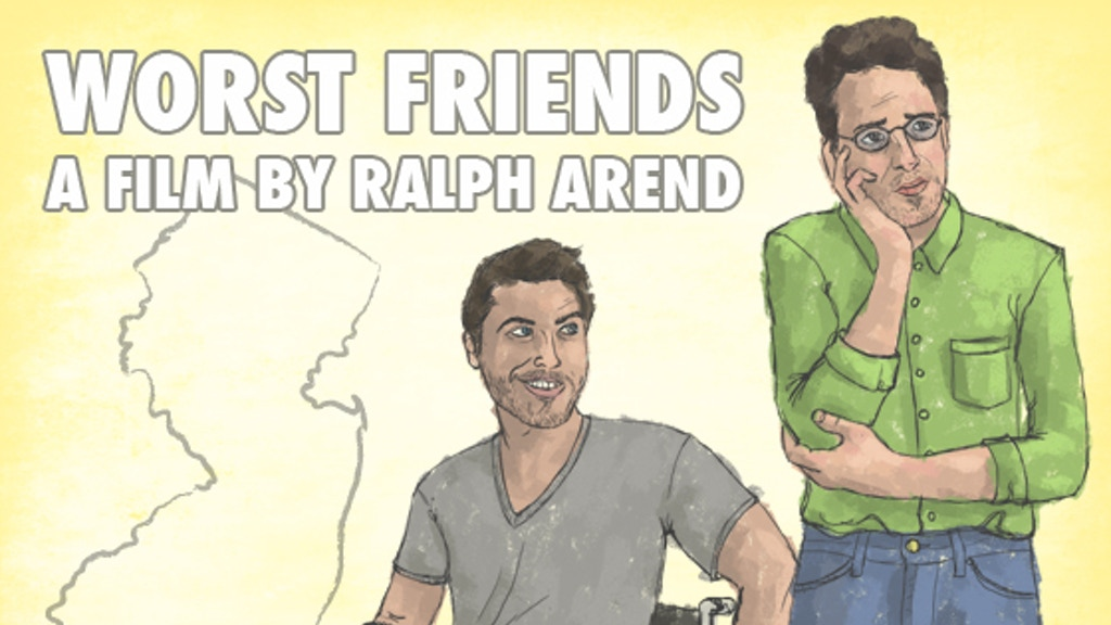 Worst Friends project video thumbnail