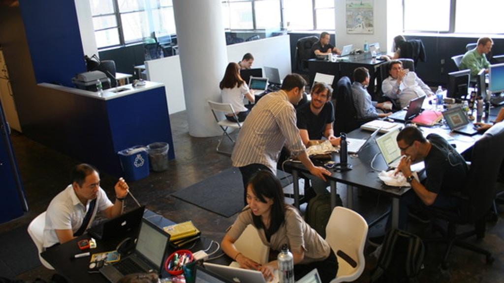 New Work City: Community Coworking Center for Independents in NY. project video thumbnail