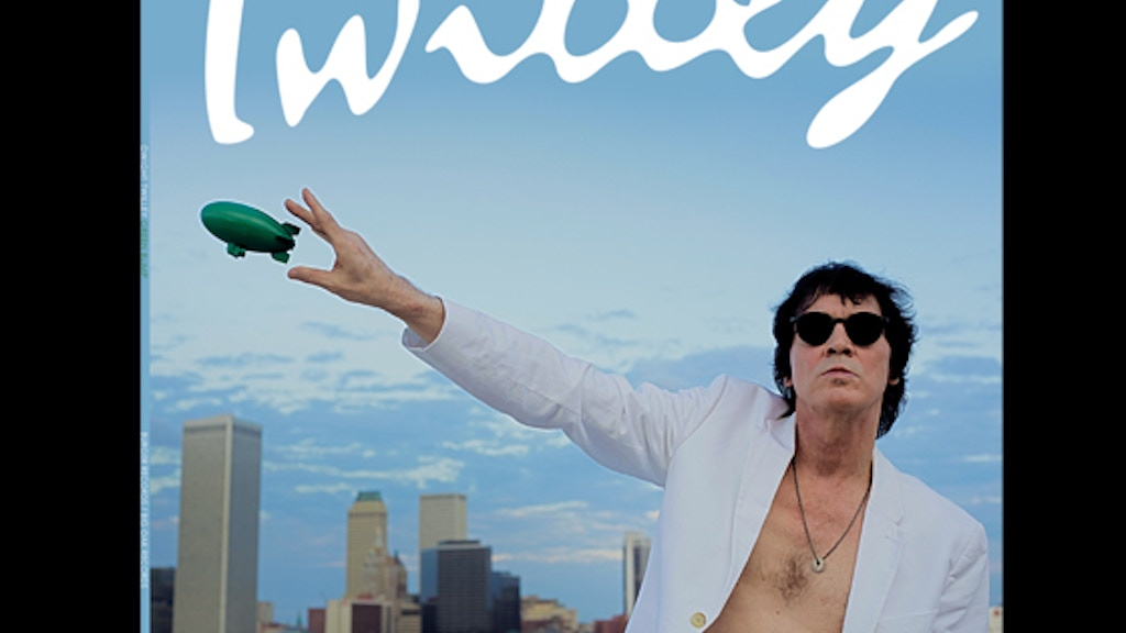 """Fuel Dwight Twilley's """"Green Blimp"""" Album and get cool Stuff and Junk!!! project video thumbnail"""