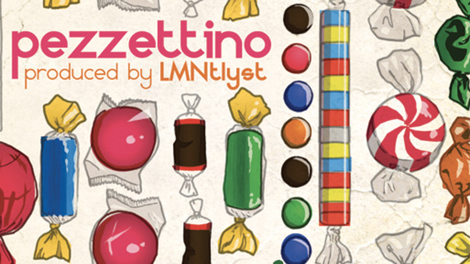 """Pezzettino and LMNtlyst press new album to CD and 12"""" Color Vinyl!!"""