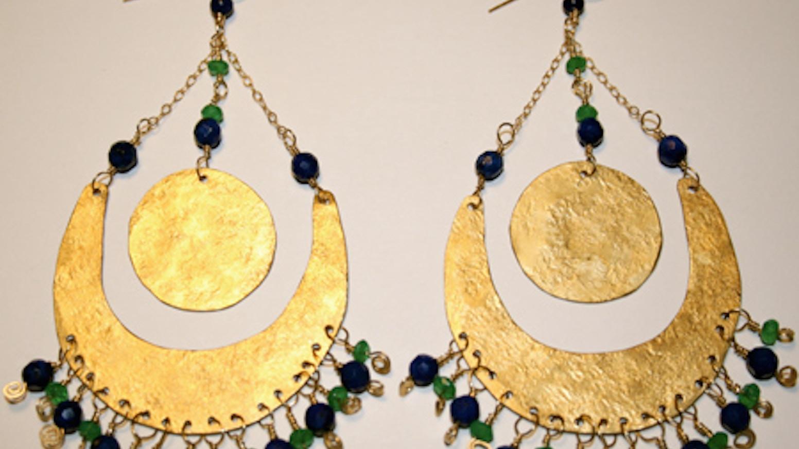 swati jr* jewelry: One woman creating funky jewelry. by sarah j ...