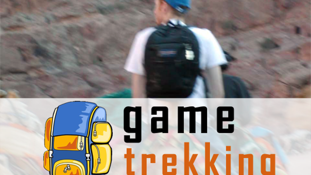Game Trekking: computer games inspired by world travel project video thumbnail