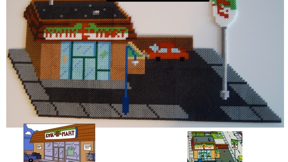 Project Springfield- Creating the multi-layered 3D landscape from The Simpsons project video thumbnail