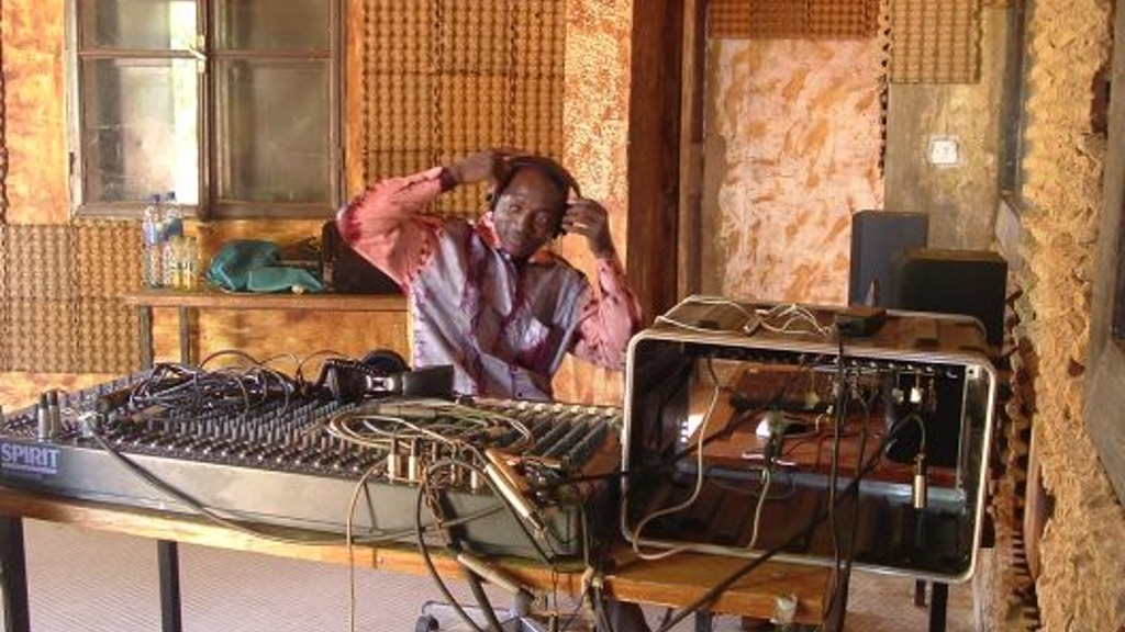 Help Musicians in Niamey, Niger Record and Promote their Music and Culture! project video thumbnail